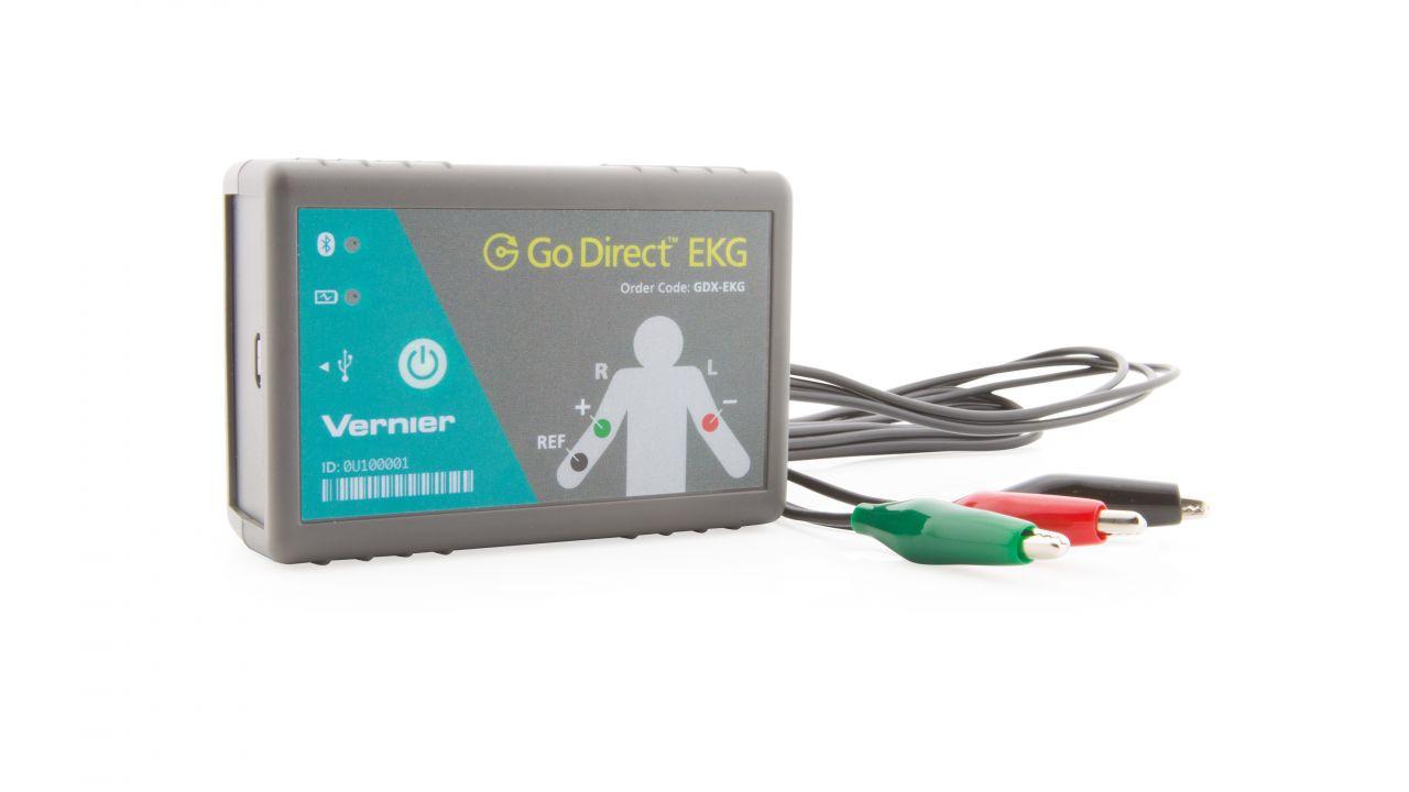 senzor gdx-ekg